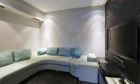 Lounge Area with TV - Chandra Villas 2 - Seminyak, Bali