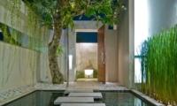Entrance - Chandra Villas 2 - Seminyak, Bali