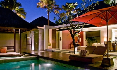 Pool Side - Chandra Villas 7 - Seminyak, Bali