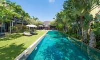 Gardens and Pool - Chimera Villas - Seminyak, Bali