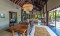 Dining Area - Chimera Villas - Seminyak, Bali