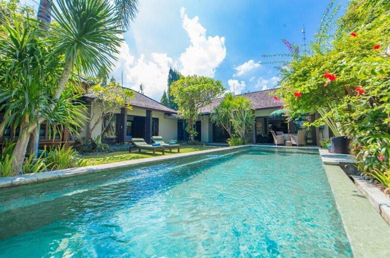 Swimming Pool - Chimera Villas - Seminyak, Bali