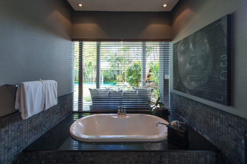 Bathtub - Chimera Villas - Seminyak, Bali