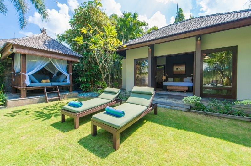Sun Beds - Chimera Villas - Seminyak, Bali