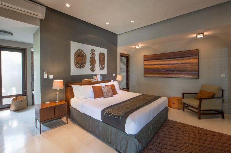 Bedroom with Seating Area - Chimera Villas - Seminyak, Bali