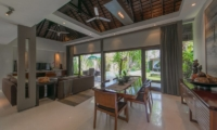 Living and Dining Area - Chimera Villas - Seminyak, Bali