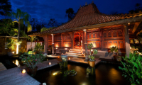 Night View - Des Indes Villas Villa Des Indes 1 - Seminyak, Bali