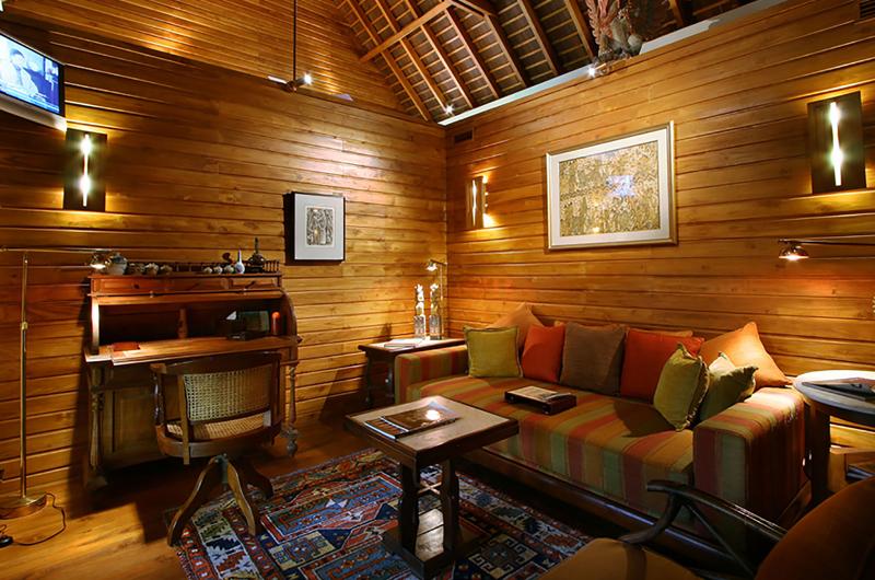 Lounge Room - Des Indes Villas Villa Des Indes 1 - Seminyak, Bali