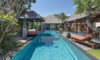 Pool Side - Des Indes Villas Villa Des Indes 2 - Seminyak, Bali