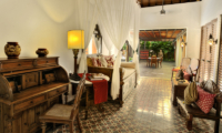 Lounge Area - Des Indes Villas Villa Des Indes 1 - Seminyak, Bali