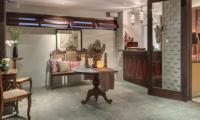 Reception - Des Indes Villas Villa Des Indes 2 - Seminyak, Bali