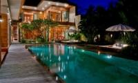 Gardens and Pool - Eko Villa Bali - Seminyak, Bali