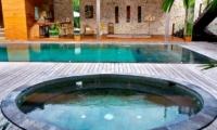 Jacuzzi - Eko Villa Bali - Seminyak, Bali
