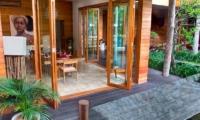 Dining Area with View - Eko Villa Bali - Seminyak, Bali