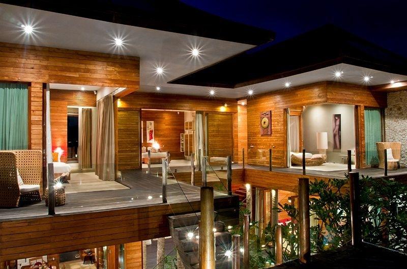 Balcony View - Eko Villa Bali - Seminyak, Bali