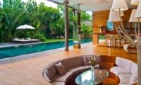 Family Area - Eko Villa Bali - Seminyak, Bali