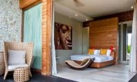 Bedroom and Balcony - Eko Villa Bali - Seminyak, Bali