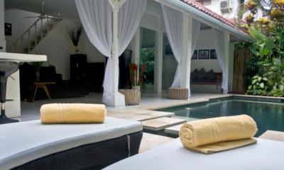 Pool Side - Esha Drupadi I - Seminyak, Bali