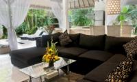 Living Area - Esha Drupadi I - Seminyak, Bali