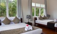 Twin Bedroom - Esha Drupadi I - Seminyak, Bali