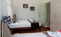 Twin Bedroom and Bathroom - Esha Drupadi I - Seminyak, Bali
