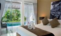 Bedroom with View - Esha Drupadi I - Seminyak, Bali