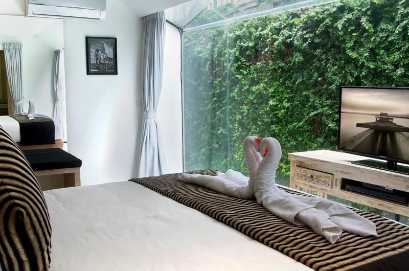 Bedroom with Outdoor View - Esha Drupadi I - Seminyak, Bali