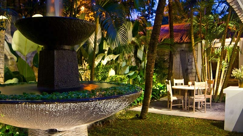 Outdoor Area - Esha Drupadi I - Seminyak, Bali