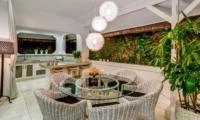 Dining Area - Esha Drupadi II - Seminyak, Bali