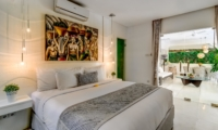Bedroom with View - Esha Drupadi II - Seminyak, Bali