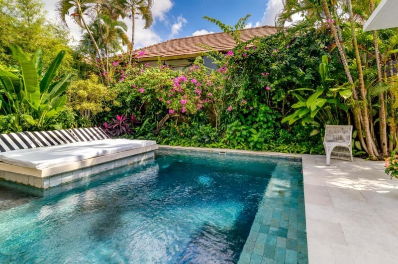 Pool Side - Esha Drupadi II - Seminyak, Bali