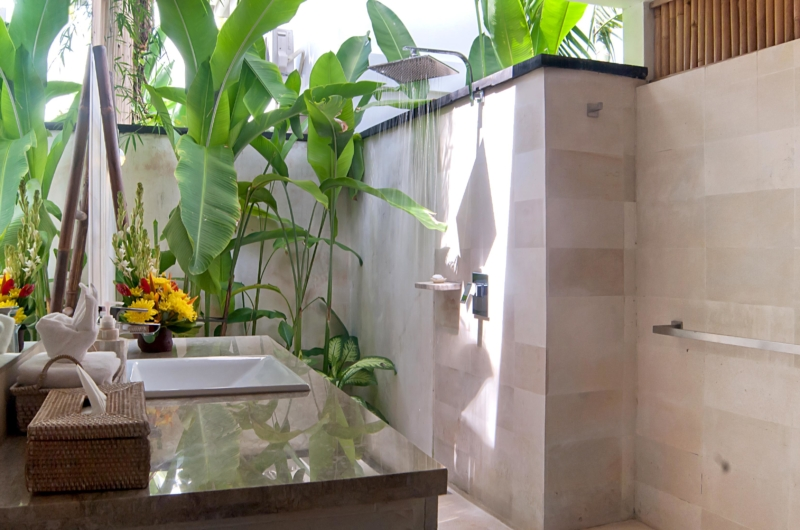 Bathroom with Shower - Esha Seminyak - Seminyak, Bali