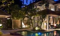 Night View - Esha Seminyak - Seminyak, Bali