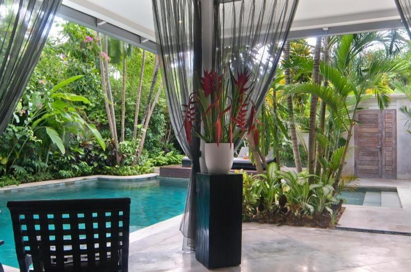 Pool Side Seating Area - Esha Seminyak - Seminyak, Bali