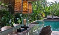 Pool Side Dining - Esha Seminyak - Seminyak, Bali