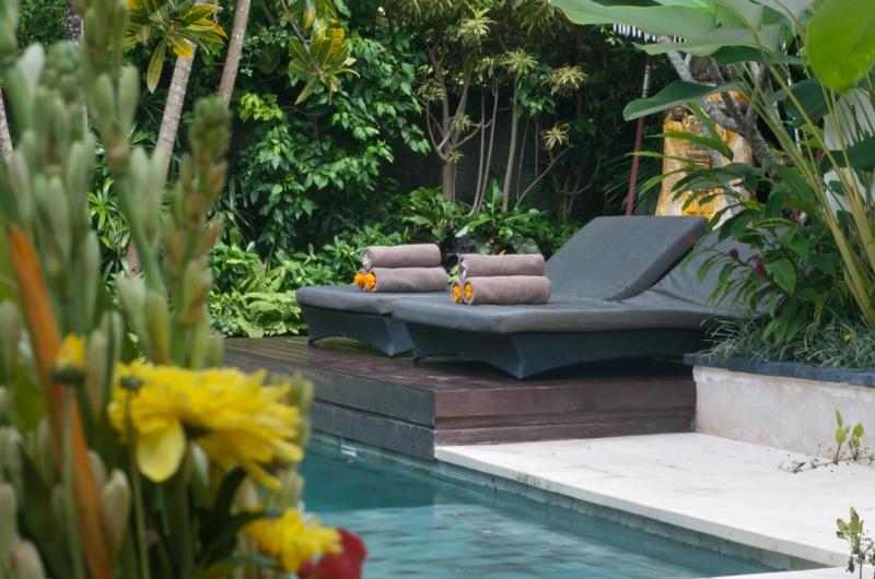 Sun Beds - Esha Seminyak - Seminyak, Bali