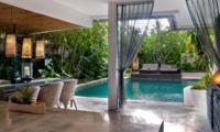 Pool Side - Esha Seminyak - Seminyak, Bali