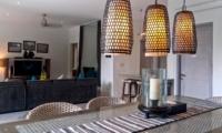 Living and Dining Area - Esha Seminyak - Seminyak, Bali