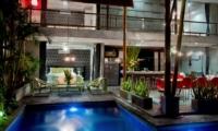 Night View - Esha Seminyak 2 - Seminyak, Bali