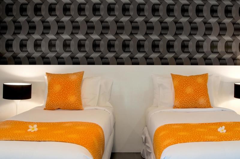 Twin Bedroom - Esha Seminyak 2 - Seminyak, Bali