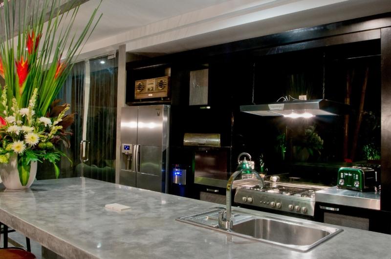Kitchen Area - Esha Seminyak 2 - Seminyak, Bali