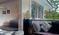 Bedroom View - Esha Seminyak - Seminyak, Bali