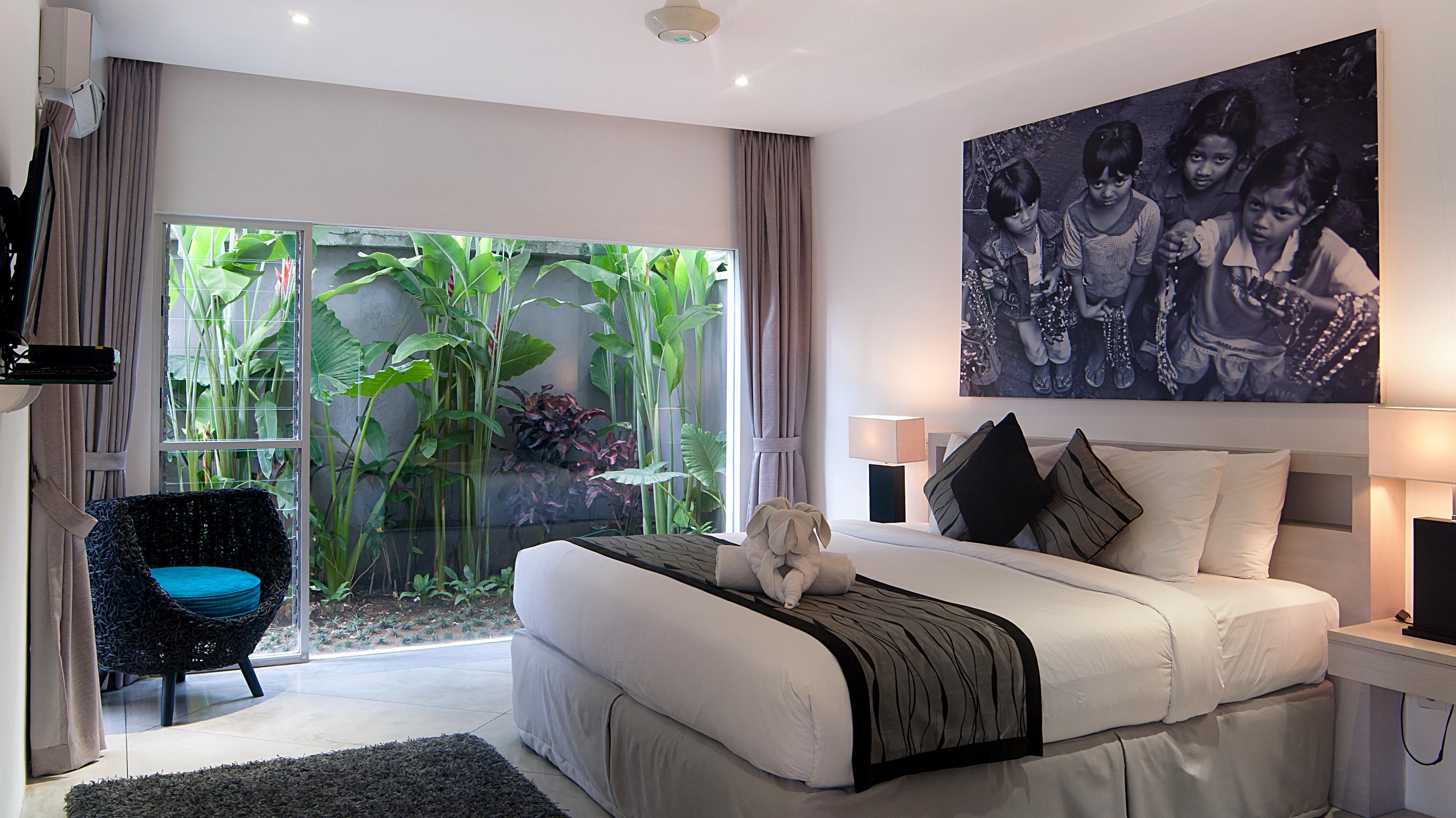 Bedroom - Esha Seminyak - Seminyak, Bali