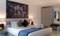 Bedroom with Dressing Area - Esha Seminyak - Seminyak, Bali
