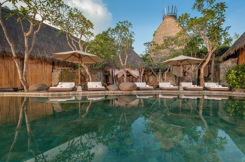 Swimming Pool - Fivelements - Ubud, Bali