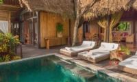 Pool Side - Fivelements - Ubud, Bali