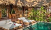 Sun Beds - Fivelements - Ubud, Bali