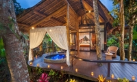 Outdoor Area - Fivelements - Ubud, Bali