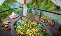 Outdoor Bathtub - Fivelements - Ubud, Bali