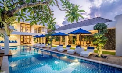 Reclining Sun Loungers - Freedom Villa - Seminyak, Bali